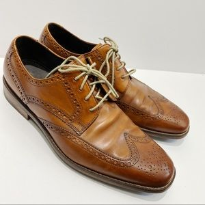 Cole Haan Nike Air men's leather shoes